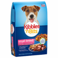 Kibbles 'n Bits Small Breed Dry Dog Food