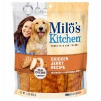 Milo's Kitchen Chicken Jerky Recipe Dog Treats