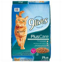9Lives PlusCare Dry Cat Food
