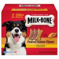 Milk-Bone Peanut Butter Flavor Variety Dog Treats