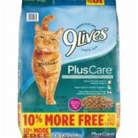 9Lives Dry Tuna & Egg Cat Food