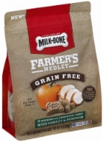 Milk-Bone Farmer's Medley Grain Free with Turkey and Pumpkin