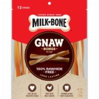 Milk Bone Long Lasting Gnaw Bones Dog Treats 12 Count