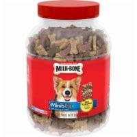Milk-Bone Mini's Flavor Dog Snacks Case