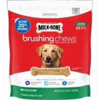 Milk-Bone Brushing Chews Daily Dental Large Dog Treats