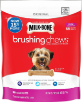 Milk-Bone Brushing Chews Daily Dental Mini Dog Treats