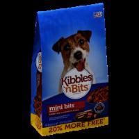 Kibbles 'n Bits Mini Bits Dry Dog Food