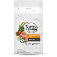Nutro Natural Choice Chicken & Brown Rice Recipe Adult Dry Dog Food