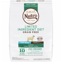 Nutro Large Breed Limited Ingredient Diet Lamb & Sweet Potato Recipe Dry Adult Dog Food