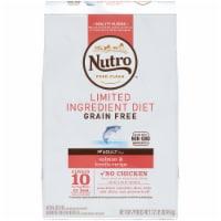Nutro Limited Ingredient Diet Grain Free Salmon & Lentils Adult Dry Dog Food - 22 lb