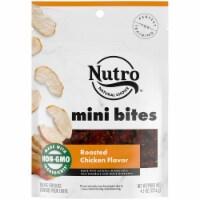 Nutro Roasted Chicken Flavored Mini Bites Dog Treats