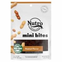 Nutro Peanut Flavored Mini Bites Dog Treats