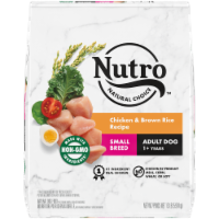 Nutro Natural Choice Small Breed Chicken & Brown Rice Recipe Adult Dry Dog Food