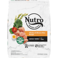 Nutro Natural Choice Chicken & Brown Rice Recipe Adult Dry Dog Food - 13 lb