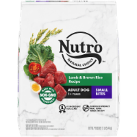 Nutro Wholesome Essentials Small Bites Lamb & Rice Recipe Adult Dry Dog Food