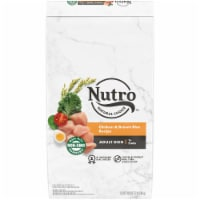 Nutro Wholesome Essentials Chicken Brown Rice & Sweet Potato Adult Dry Dog Food