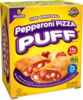 Iltaco Pepperoni Pizza Puffs - 48 Oz