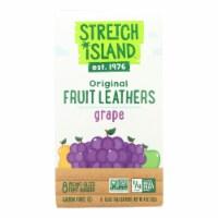 Stretch Island All-Natural Fruit Strip - Grape - Case of 9 - 4 oz. - 4 OZ