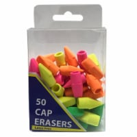 HQ Advance Cap Erasers - Neon