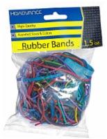 HQ Advaced Rubber Bands - 1.5 oz
