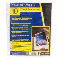 HQ Advance Sheet Protectors