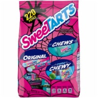 SweeTARTS Assorted Chewy Halloween Candy 220 Count