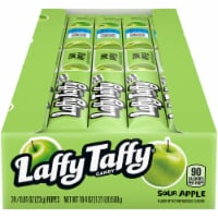Laffy Taffy Sour Apple Candy Ropes