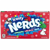 Nerds Frosty Watermelon Cherry & Punch Flavor Crunchy Candy