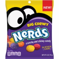 Nerds Assorted Flavors 6 Oz. Big Chewy Candy 121415 Pack of 12 - 6 Oz.