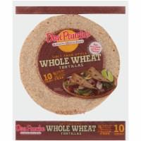 Don Pancho Whole Wheat Tortillas