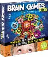 Buffalo Games National Geographic Kids Brain Games