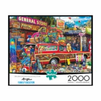 Buffalo Games Aimee Stewart's Family Vacation Puzzle