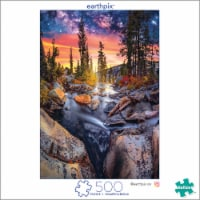Buffalo Games Earthpix Forest Magic Hour Puzzle