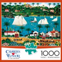 Buffalo Games Charles Wysocki Old California Jigsaw Puzzle