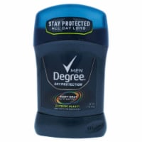 Degree Deodorant,Extreme Blast,1.7 Oz.,PK12  CB265101