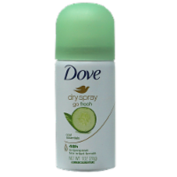 Dove Go Fresh Cool Essentials Dry Spray Antiperspirant