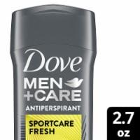 Dove Men + Care SportCare Active Fresh Antiperspirant & Deodorant Stick