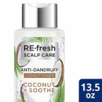 RE-fresh Scalp Care Coconut + Soothe Anti-Dandruff Conditioner