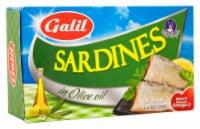 Galil Sardines in Olive Oil