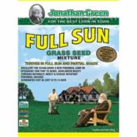 Jonathan Green 10880 7 lbs. Full Sun Grass Seed Mixture