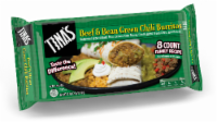 Tina's Beef & Bean Green Chilli - 32 OZ