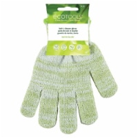 Ecotools Recycled Assorted Bath & Shower Gloves