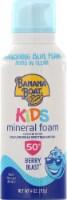 Banana Boat Berry Blast Mineral Foam Sunscreen Lotion - SPF 50+