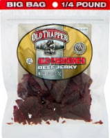 Old Trapper Old Fashioned Beef Jerky - 4 oz