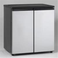 Avanti RMS551SS 115V 5.5 Cu Ft 2 Door Compact Mini Fridge Refrigerator Freezer - 1 Unit