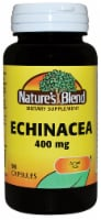 Nature's Blend Echinacea Capsules 400mg