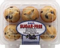 Ann Marie's Sugar Free Blueberry Mini Muffins 6 Count