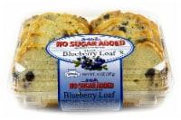 Ann Marie's Sugar Free Blueberry Loaf Cake