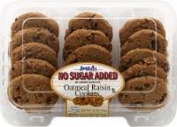 Ann Marie's No Sugar Added Oatmeal Raisin Cookies - 12 oz - 12 oz