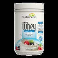 Naturade 100 Percent Whey Protein Booster Vanilla
